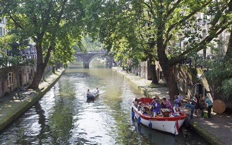 nederland bootje varen bootje varen op het water holland