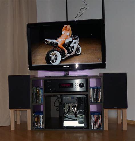 multimedia pc wohnzimmer projekt cooltek u3 goes wak 252 multimedia pc f 252 rs wohnzimmer