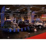 Our Cars At This Year's NEC Classic Motor Show 2016 – Pre
