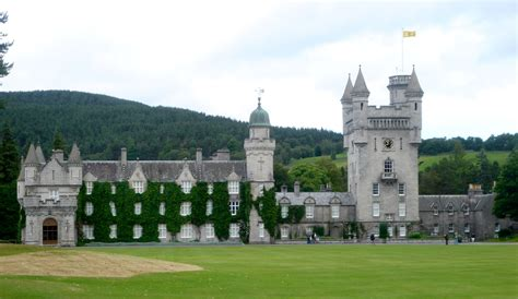 british houses great british houses balmoral castle her majesty the