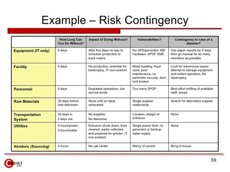 risk management template risk management plan exle template jpg 728 215 546