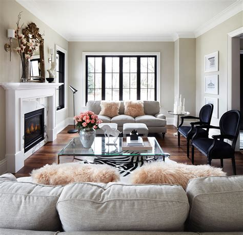black and ivory living room black and white living room decoration