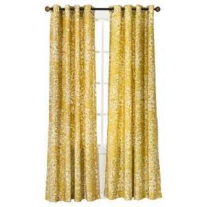 bedroom curtains target threshold paisley curtain panel target