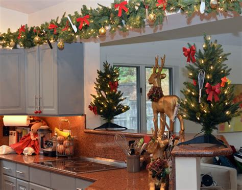 top of cabinet christmas decor kristmas decorations on top of kitchen cupboards best