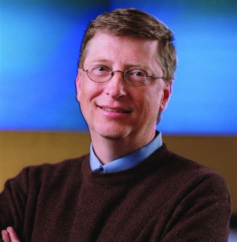 biography bill gates touch with technology bill gates