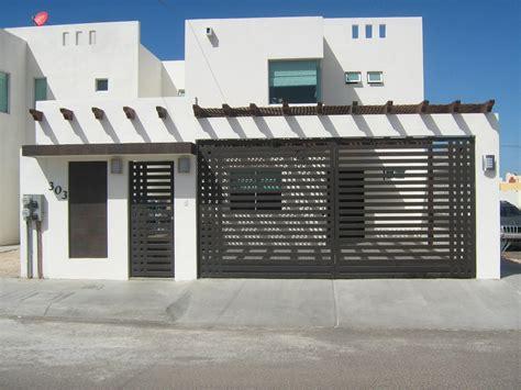 imagenes de rejas minimalistas portones herreria y soldadura chihuahua