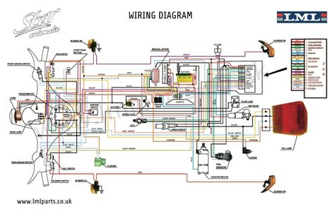 wiring diagram for tank scooter free wiring