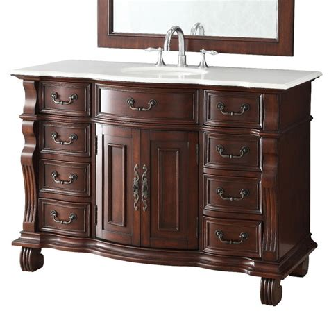 old world bathroom vanity 50 quot old world hopkinton bathroom sink vanity cabinet gd