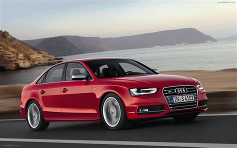 Audi S4 2013 by Audi S4 2013 Widescreen Car Photo 05 Of 18
