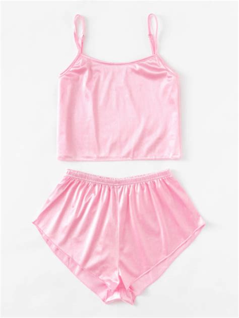 pink sleepwear tumblr