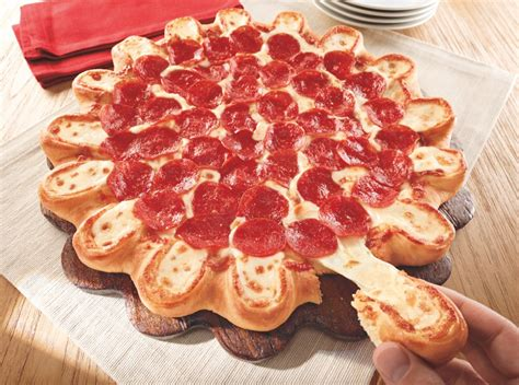 pizza hut crazy cheesy crust pizza everything you need to know