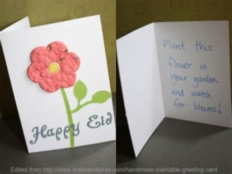 how to make a eid card craftionary