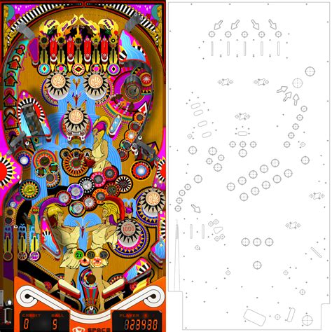 custom pinball design how to build a pinball machine