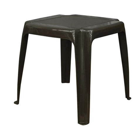 cheap outdoor side tables cheap plastic outdoor table and chairs garden side tables