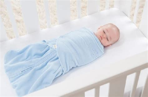 Can I Swaddle My Baby In The Crib Baby Sleep Safety Month Then Vs Now Halo Sleepsack Or Sleepswaddle Giveaway 9 28 Emily