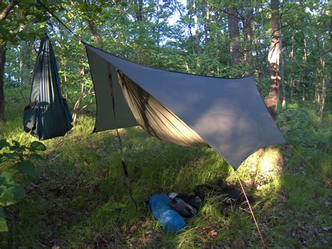 Backpacking With A Hammock hammock cing part i advantages disadvantages versus ground systems andrew skurka