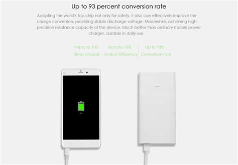 Xiaomi Battery Pack xiaomi 20000 mah portable usb battery pack review