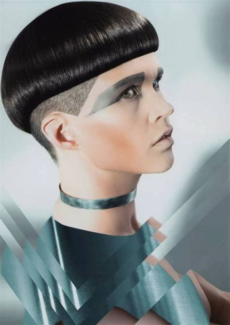 bowl fade haircut 108 best images about woman s hair on pinterest comb
