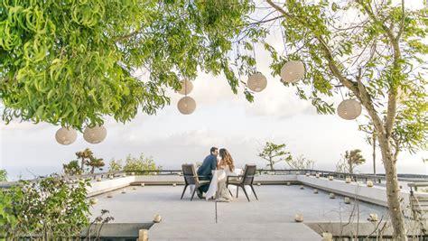 Wedding Uluwatu by Alila Villas Uluwatu Reception Venues Bali Destination