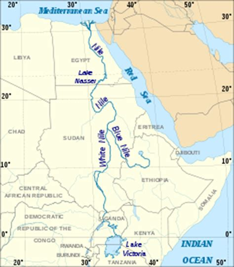 africa map nile river the nile river and its influence on settlement south