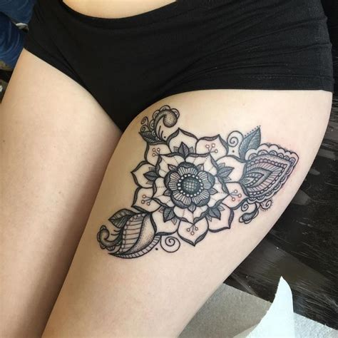 mandala tattoo yorkshire 25 best jungle rose tattoo images on pinterest jungle