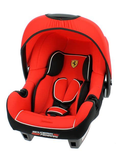Ferrari Kindersitz by Ferrari Kindersitz 187 Preissuchmaschine De