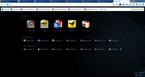 dark theme chrome android show your allegiance with android google chrome themes