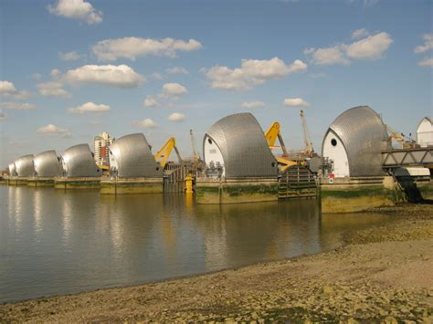 thames barrier challenge 2012 hundred ldwa route gallery