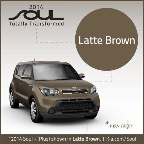 2014 Kia Soul Latte Brown 2014 Kia Soul New Color Latte Brown Kia Soul