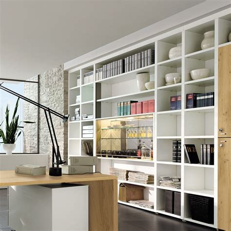 office work table with storage modern home office with home office storage with bookshelf