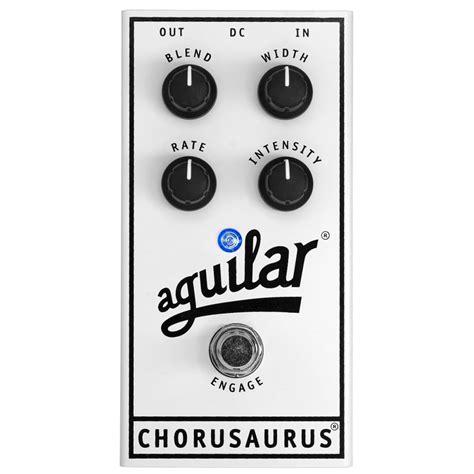 Per Pedal Drum By Chorus by Aguilar Chorusaurus Bass Chorus Pedal With Uk Mainland
