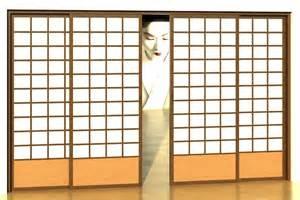 Shoji Sliding Doors by Building Rfa Door Sliding Shoji