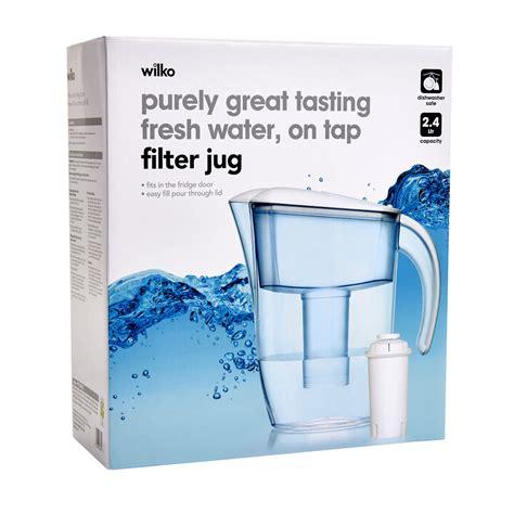 Filter Air Water Filter Water Purifier Penyaring Air Nico Filter 1 wilko filter jug capacity 2 4l at wilko