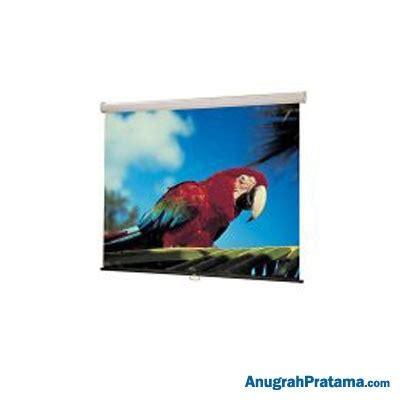 Screenlayar Projector Manual 70 178 Cm X 178 Cm draper mwsdr1717d 70 inch manual projector screen