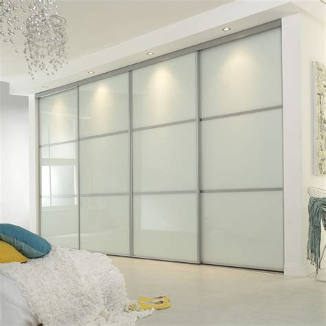 Wardrobe Panels by Sliding Wardrobe Doors For Luxury Bedroom Design