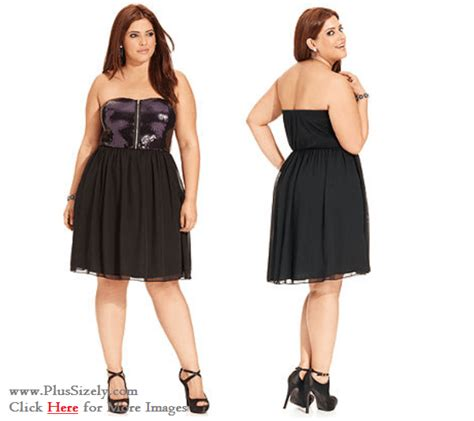 Results For Junior Plus Size Clubwear Dresses