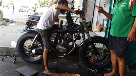 Jual Knalpot Japstyle Crom Kaskus jual cb style modifikasi motor japstyle terbaru