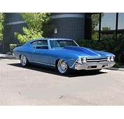 Hot Rods By Deans One Of A Kind 1969 Chevelle 489  Chevy