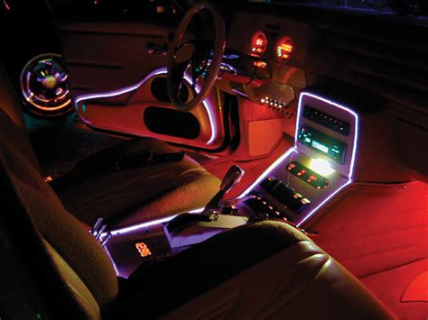 led light strips for car interior interior car lighting what s on the market powerbulbs