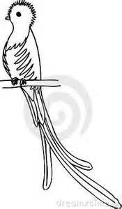 quetzal bird coloring page quetzal boys room pinterest