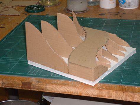 con que materiales reciclables puedo hacer una maqueta de volcan como hacer la base de un diorama studijoc 3d