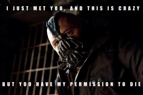 Bane Meme Internet - bane quotes dark knight rises memes