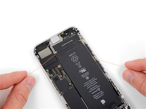 Dryer Iphone Battery iphone 8 battery replacement ifixit