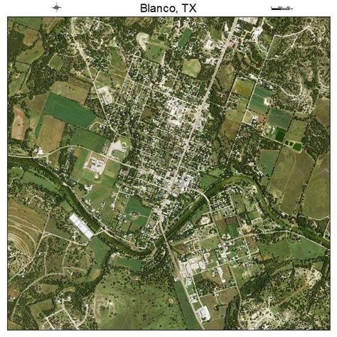 aerial maps texas aerial photography map of blanco tx texas