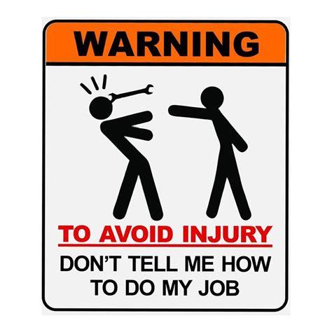 how do i if my me don t tell me how to do my stickers warning