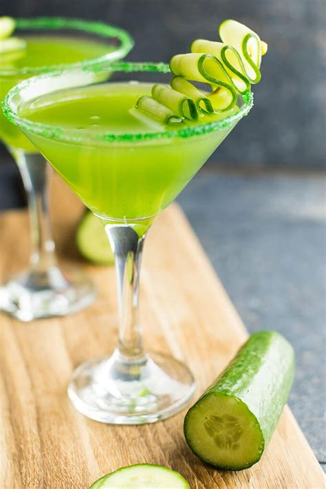 martini cucumber cucumber martini give recipe