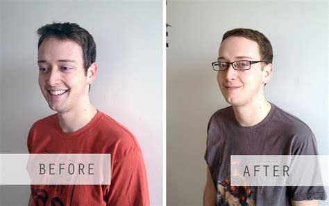 diy haircut before and after most efficient diy haircut mens shots the haircut community