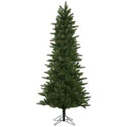 vickerman kennedy fir slim christmas tree traditional