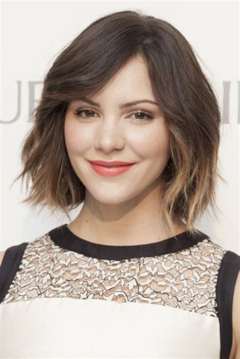 haircuts for round face shape short hairstyles for round faces all for fashions