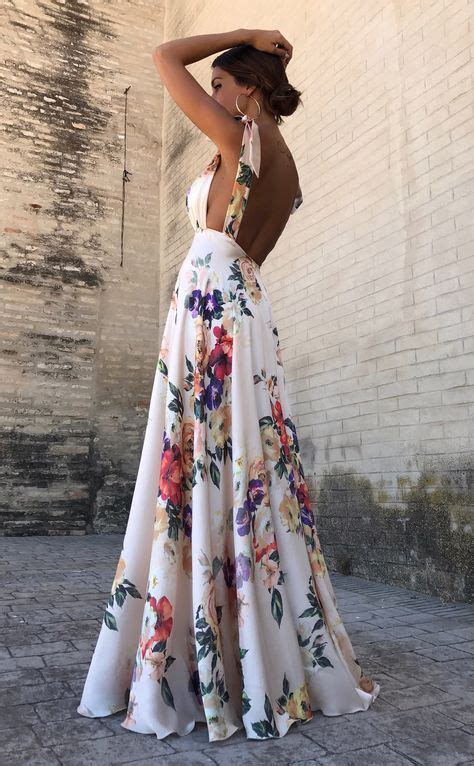 Maxi Lovly lovely floral maxi backless miladies net